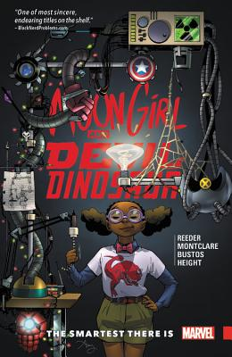 Moon Girl and Devil Dinosaur Vol. 3: The Smartest There Is Cover Image