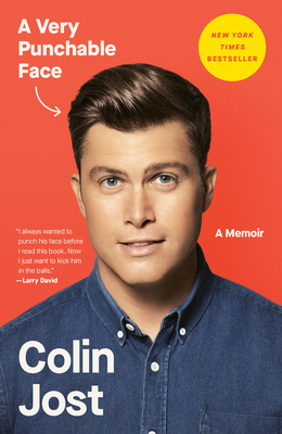 A Very Punchable Face: A Memoir Cover Image