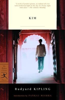 Kim (Modern Library Classics) Cover Image