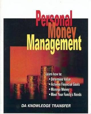 Personal Money Management Cover