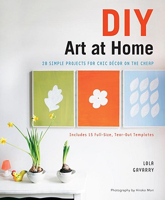 DIY Art at Home Cover