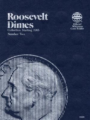 CFT - Roosevelt Dimes (Official Whitman Coin Folder) Cover Image