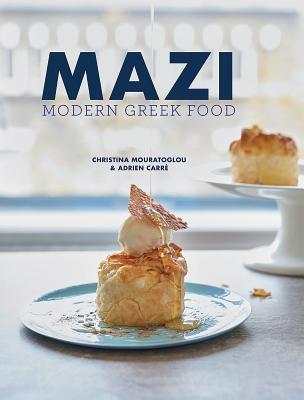 Mazi: Modern Greek Food Cover Image
