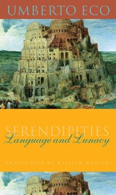 Serendipities Cover