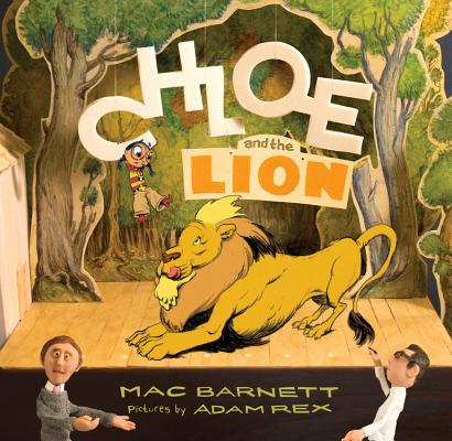 Chloe and the Lion Cover