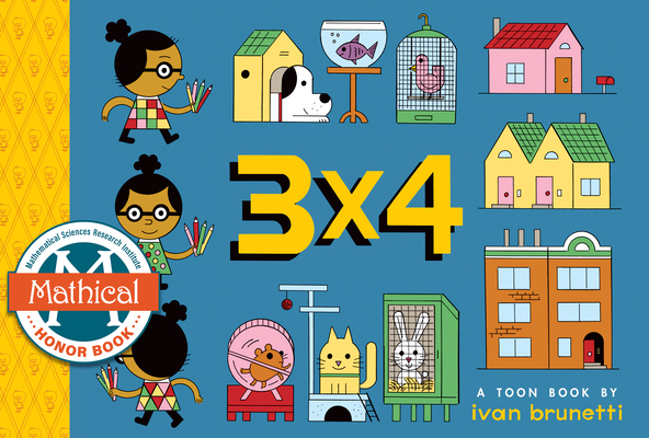 3x4 Toon Level 1 by Ivan Brunetti