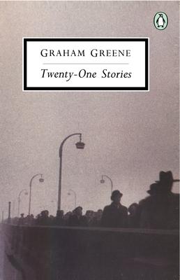 Twenty-One Stories Cover