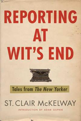 Reporting at Wit's End Cover