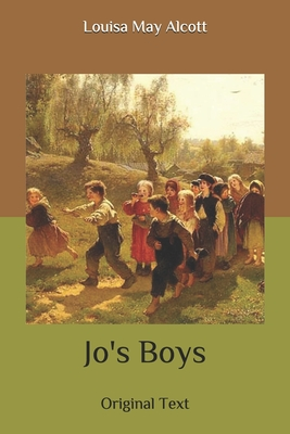 Jo's Boys: Original Text Cover Image