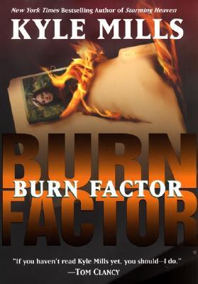 Burn Factor Cover