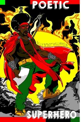 Poetic Superhero Cover Image