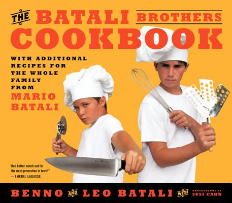 The Batali Brothers Cookbook Cover Image