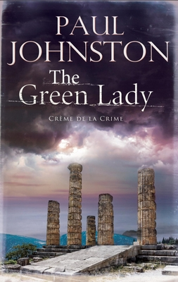 The Green Lady Cover