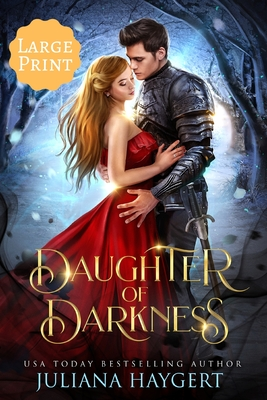 Daughter of Darkness [Large Print] Cover Image
