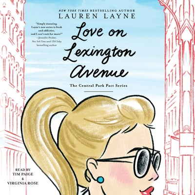 Love on Lexington Avenue Cover Image