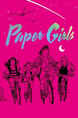 Paper Girls Deluxe Edition Volume 1 cover image