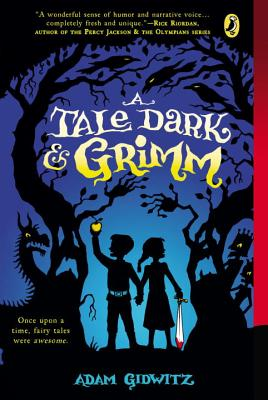 A Tale Dark & Grimm Cover