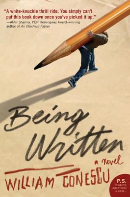 Being Written Cover