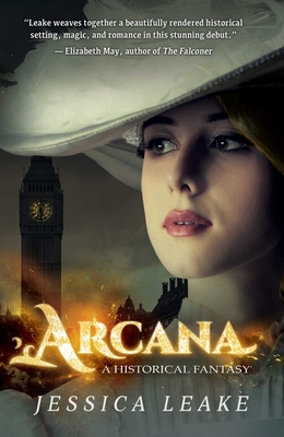 Cover for Arcana