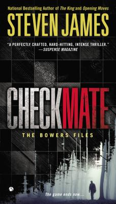 Checkmate (The Bowers Files #8) Cover Image