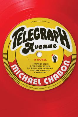 Telegraph Avenue: A Novel Cover Image