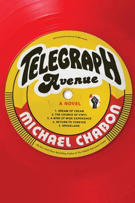 Telegraph Avenue (Hardcover) By Michael Chabon