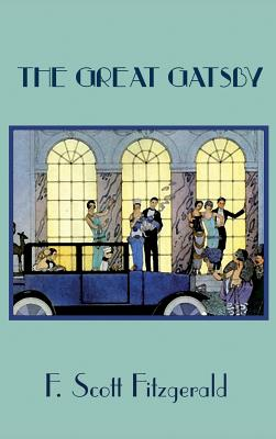 The Great Gatsby (Large Print Edition) Cover Image