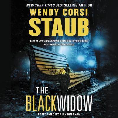 Cover for The Black Widow Lib/E