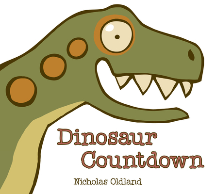 Dinosaur Countdown Cover