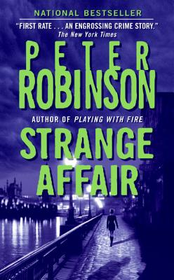 Strange Affair Cover Image