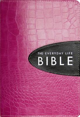 The Everyday Life Bible: The Power of God's Word for Everyday Living Cover Image