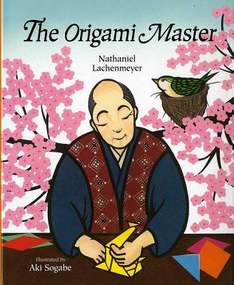 The Origami Master Cover