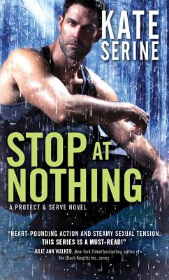 Stop at Nothing Cover