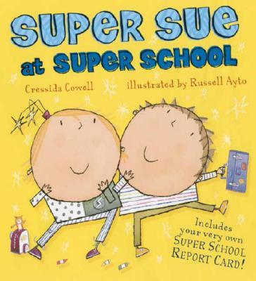 Super Sue at Super School Cover