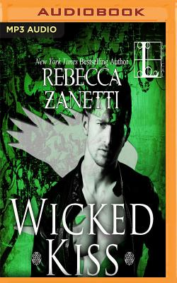 Wicked Kiss (Realm Enforcers #4) Cover Image