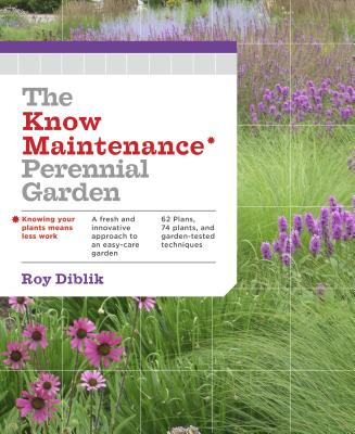 The Know Maintenance Perennial Garden Cover Image