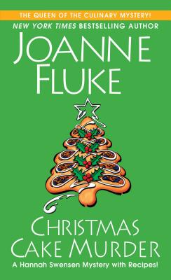 Christmas Cake Murder (A Hannah Swensen Mystery #23) Cover Image