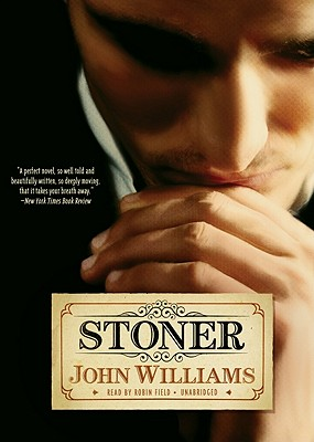 Stoner (Playaway Adult Fiction) Cover Image