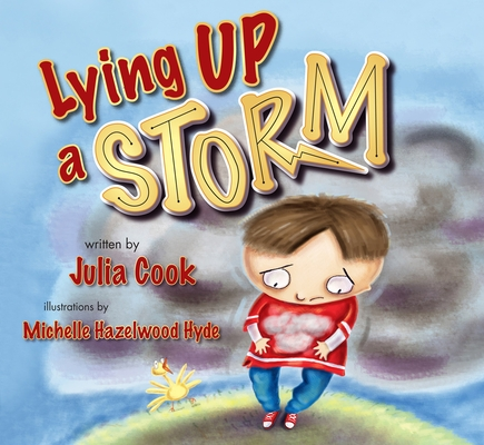 Lying Up a Storm Cover Image