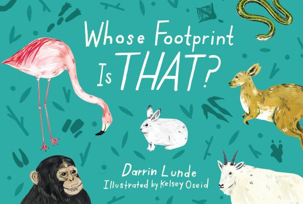 Whose Footprint Is That? Cover Image