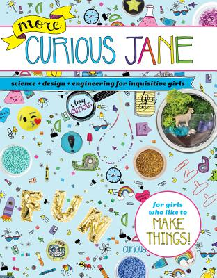 Cover for More Curious Jane