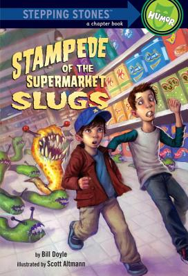 Stampede of the Supermarket Slugs Cover