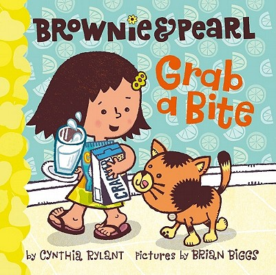 Brownie & Pearl Grab a Bite Cover