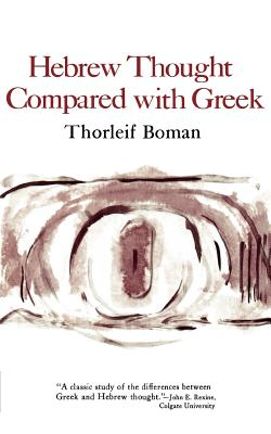 Hebrew Thought Compared with Greek Cover Image