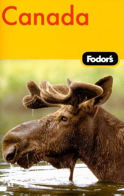 Fodor's Canada Cover