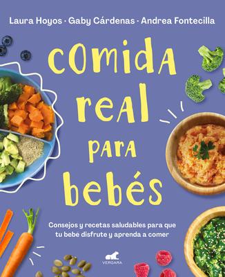 Comida real para bebés / Real Food for Babies Cover Image