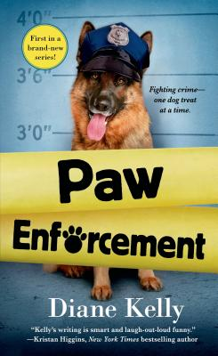 Paw Enforcement (A Paw Enforcement Novel #1) Cover Image