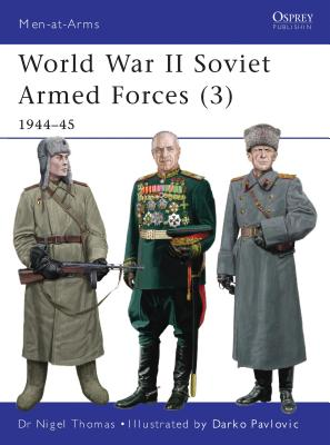 World War II Soviet Armed Forces (3): 1944-45 Cover Image