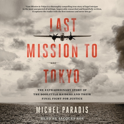 Cover for Last Mission to Tokyo