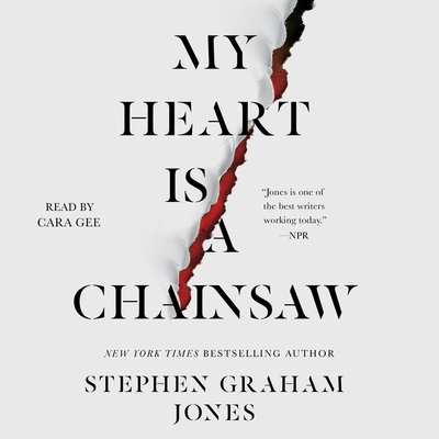 Cover for My Heart Is a Chainsaw